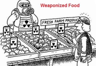 Işınlanmış gıdalar yiyenleri öldürdü